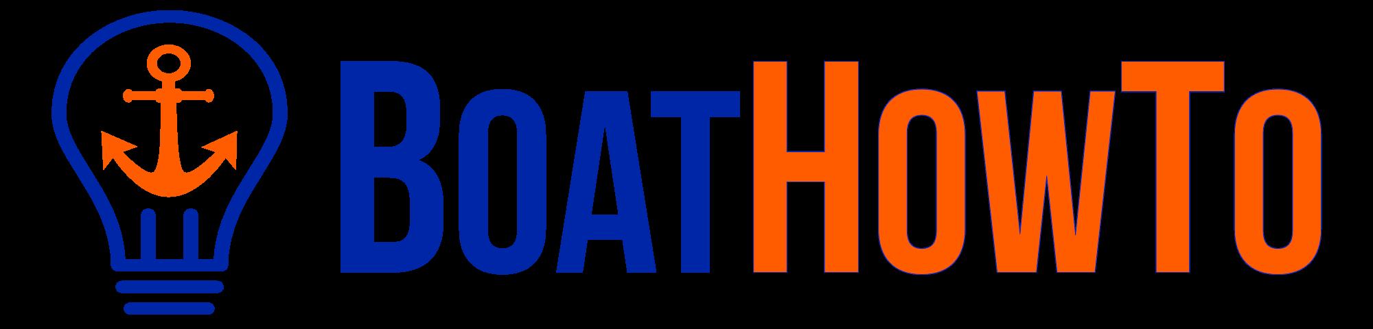 BoatHowTo Logo